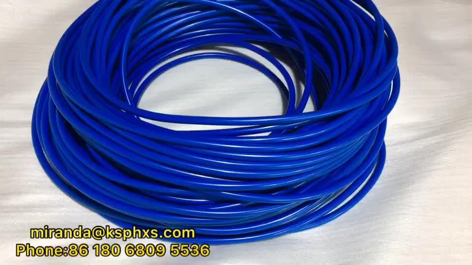 Flexible pu trong suốt gas ống hose/LPG hose/pvc hose ống