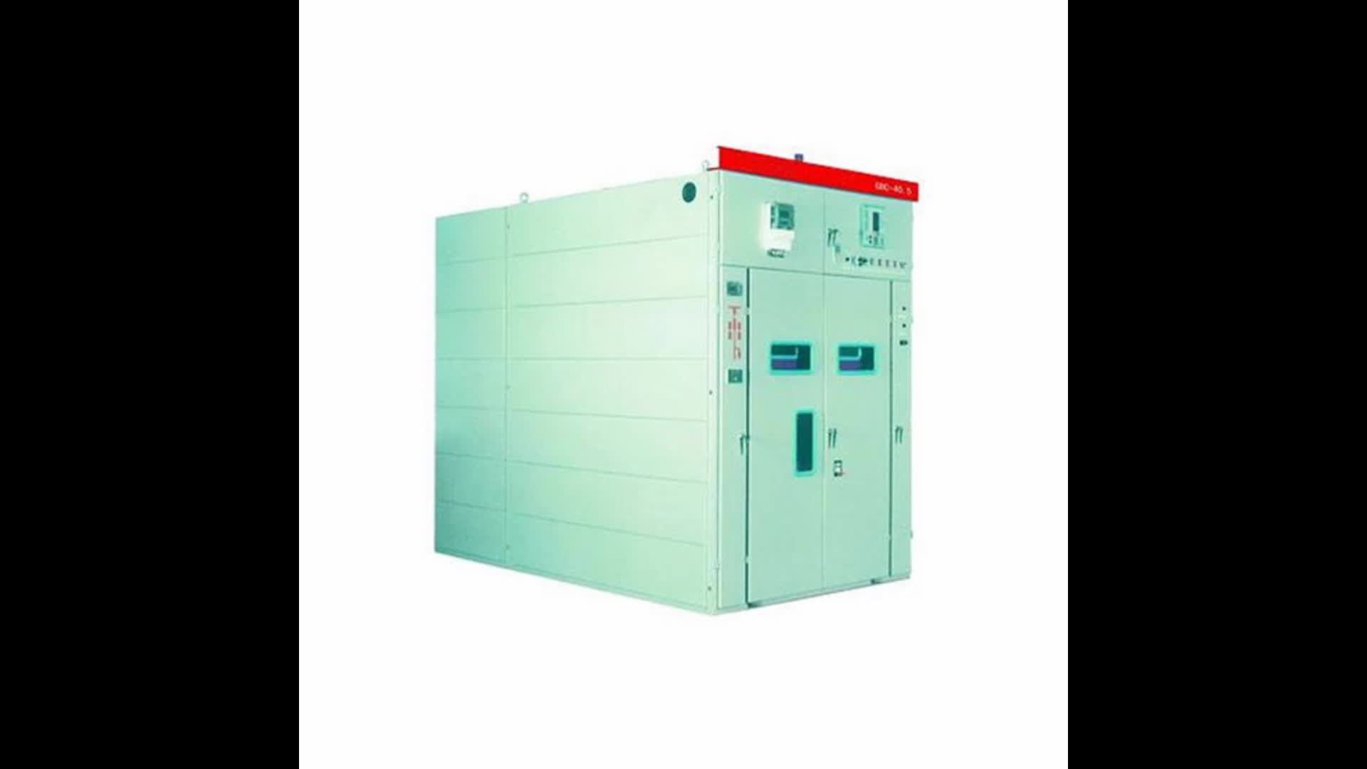 SW22 GZS1 Drawer Type Switch high voltage cabinet with panel board