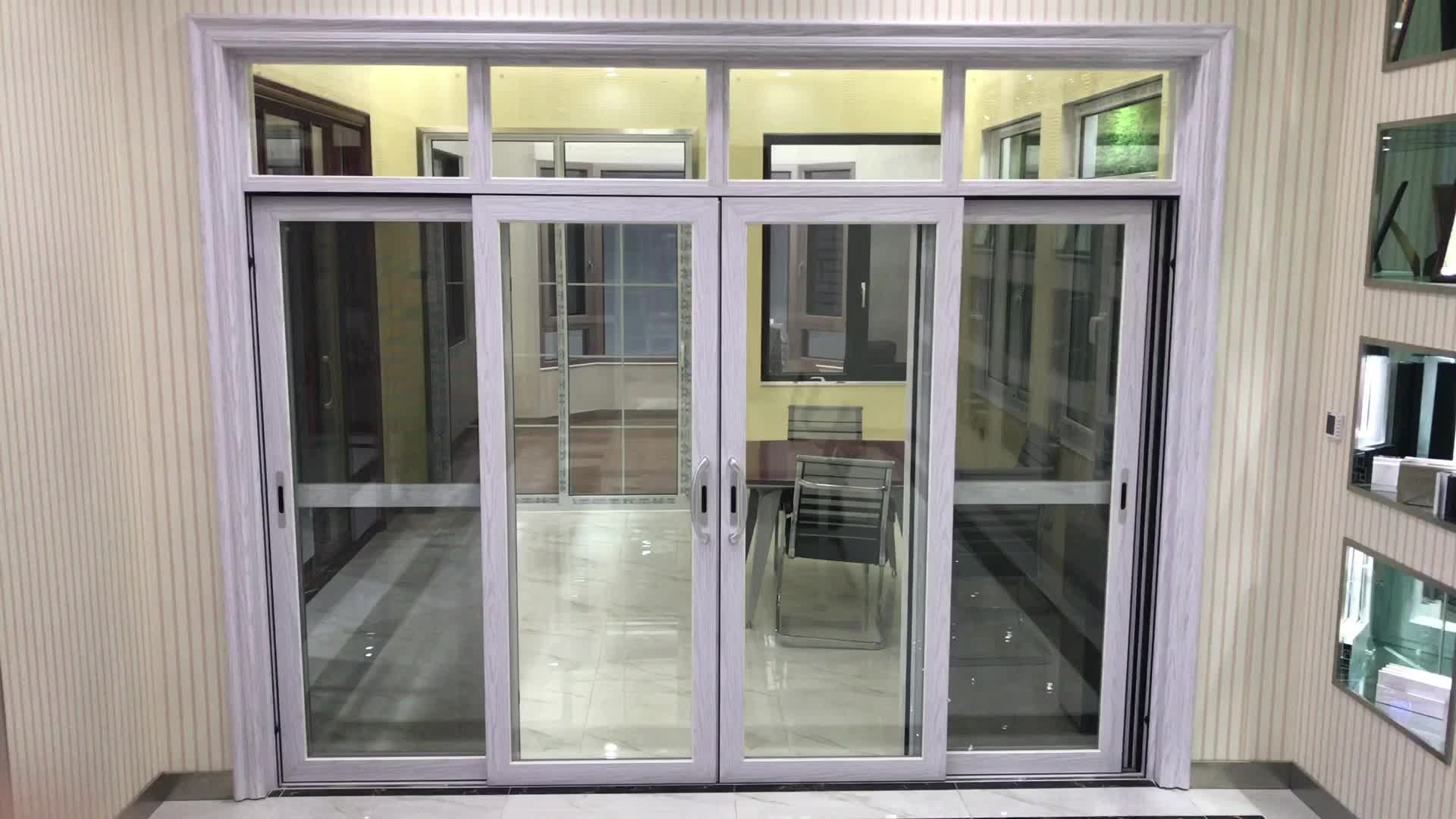 Living Room Elegant Sliding Door Aluminium Mosquito Net Door Buy