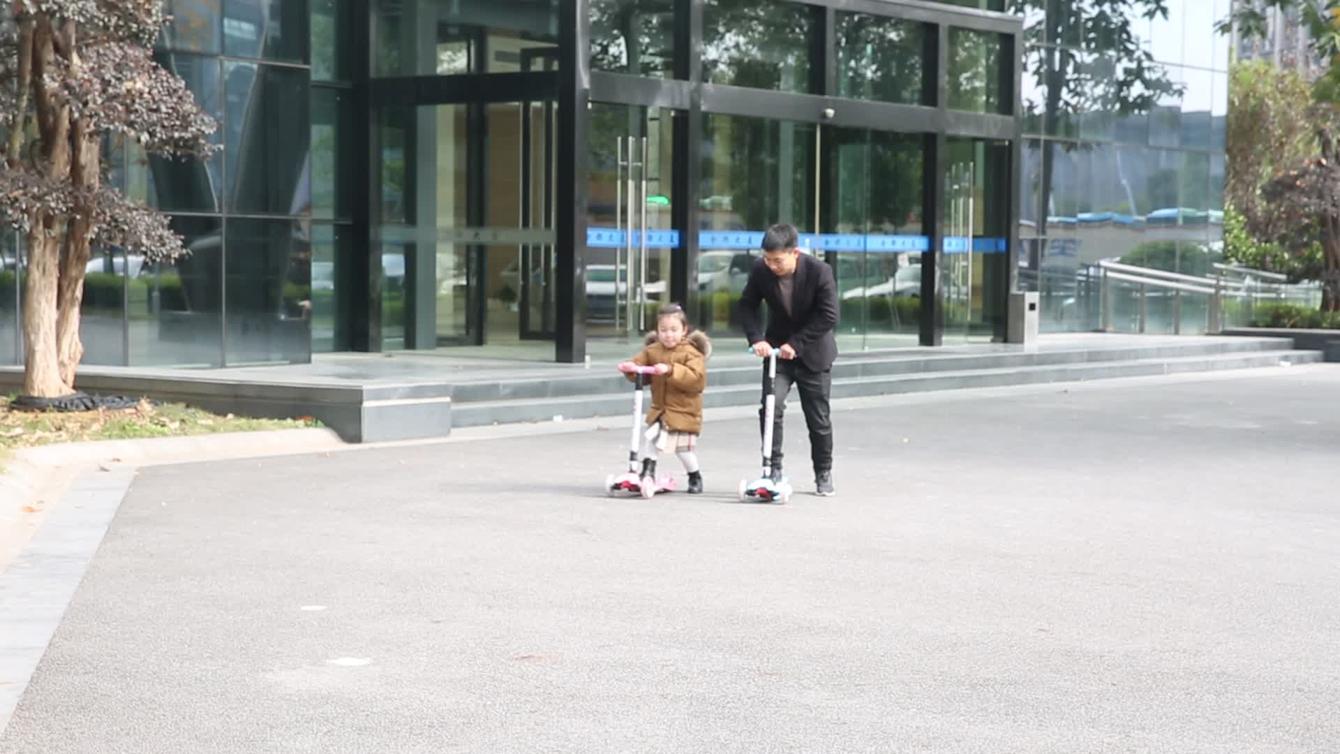 Kick Kids Taobao 3 Wheel Scooter