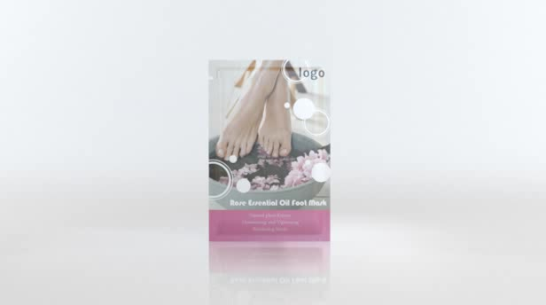 Private Label Peeling Exfoliating Whitening Moisture Foot Mask