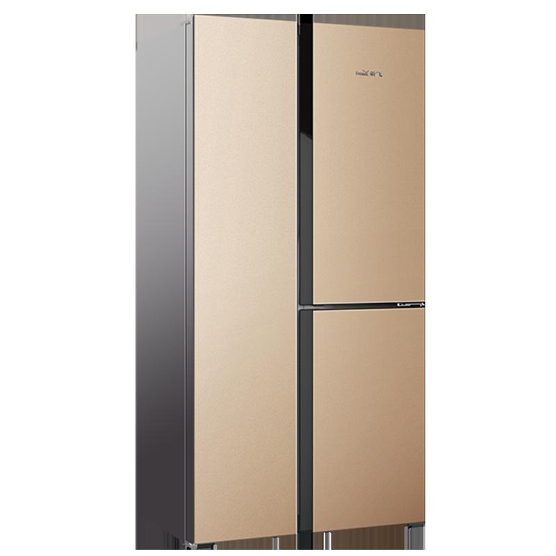 新飞BCD-436升对开门冰箱T型风冷无霜变频家用双门三门多门电冰箱