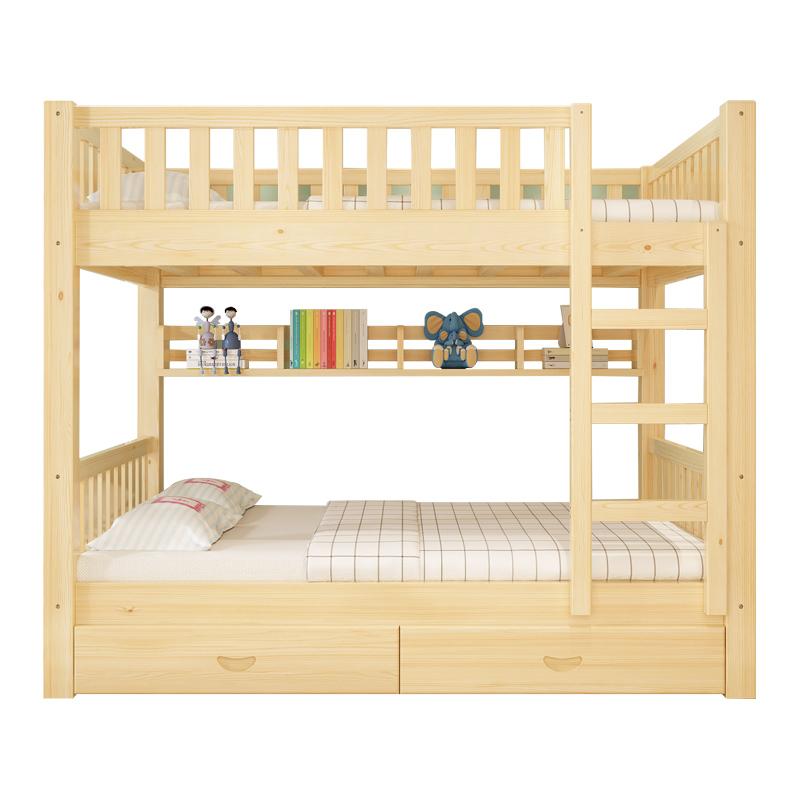 全大人儿童成年宿舍双人高低床怎么样