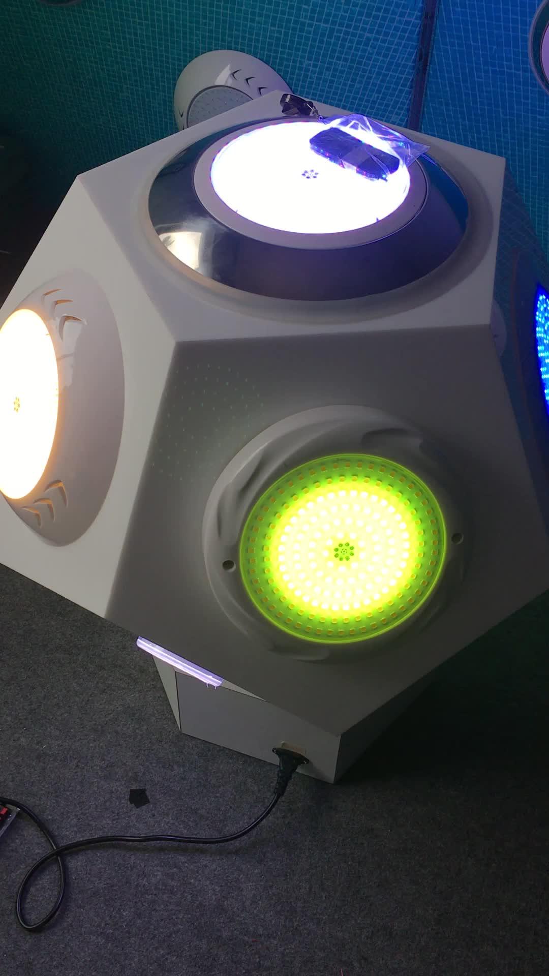 Хит продаж 2017, пульт дистанционного управления Hentech с Wi-Fi для умного дома с трансформатором и излучателем для подводного освещения Hentech
