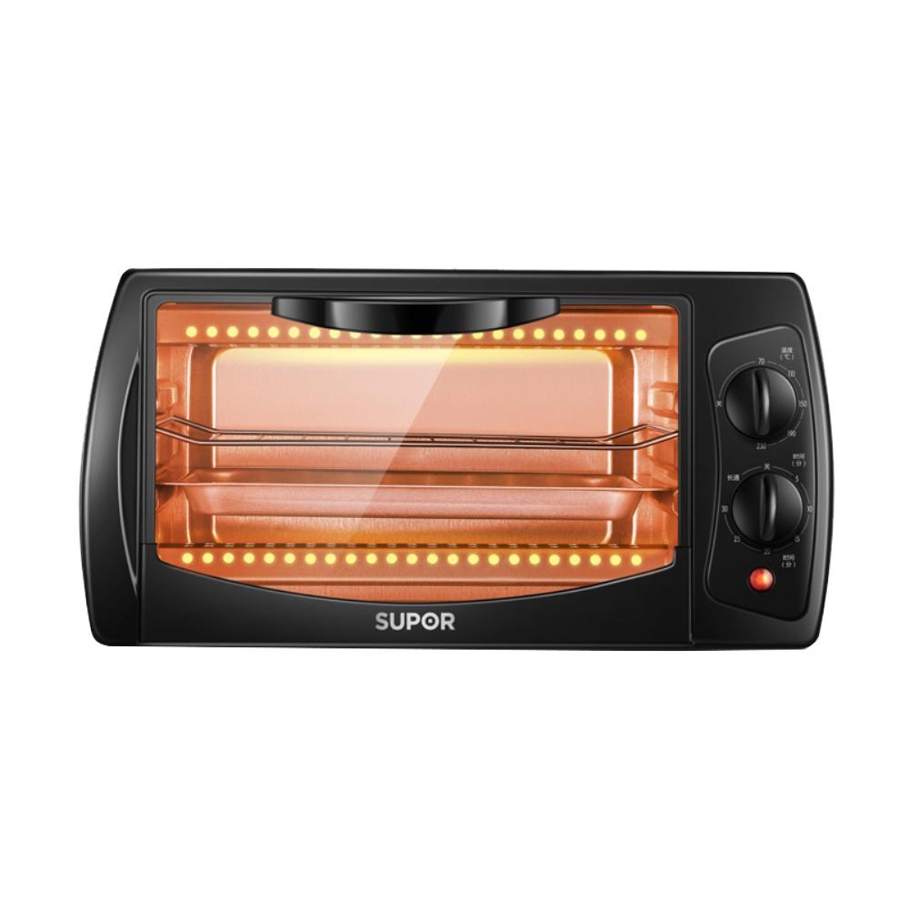苏泊尔家用小型迷你型台式小电烤箱评价好不好