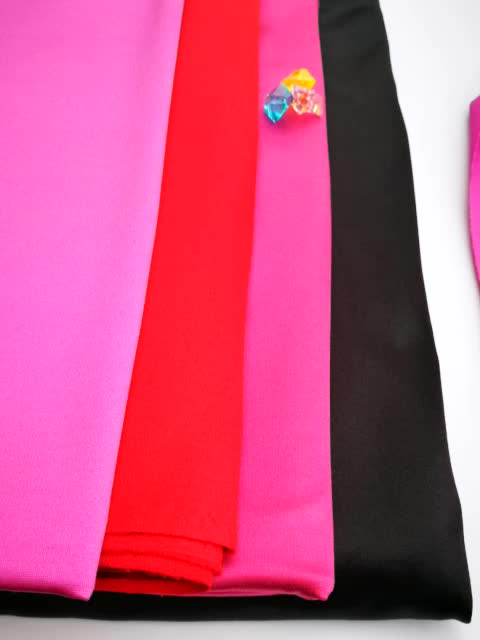 Heavy Duty Weight Jumbo Nylon Spandex 4 Way Stretch Fabric For Leggings