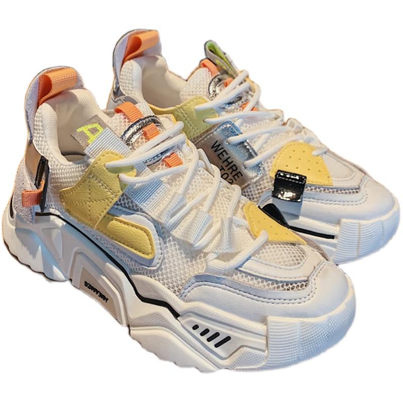 daphne /达芙妮网红老爹女运动网鞋怎么样