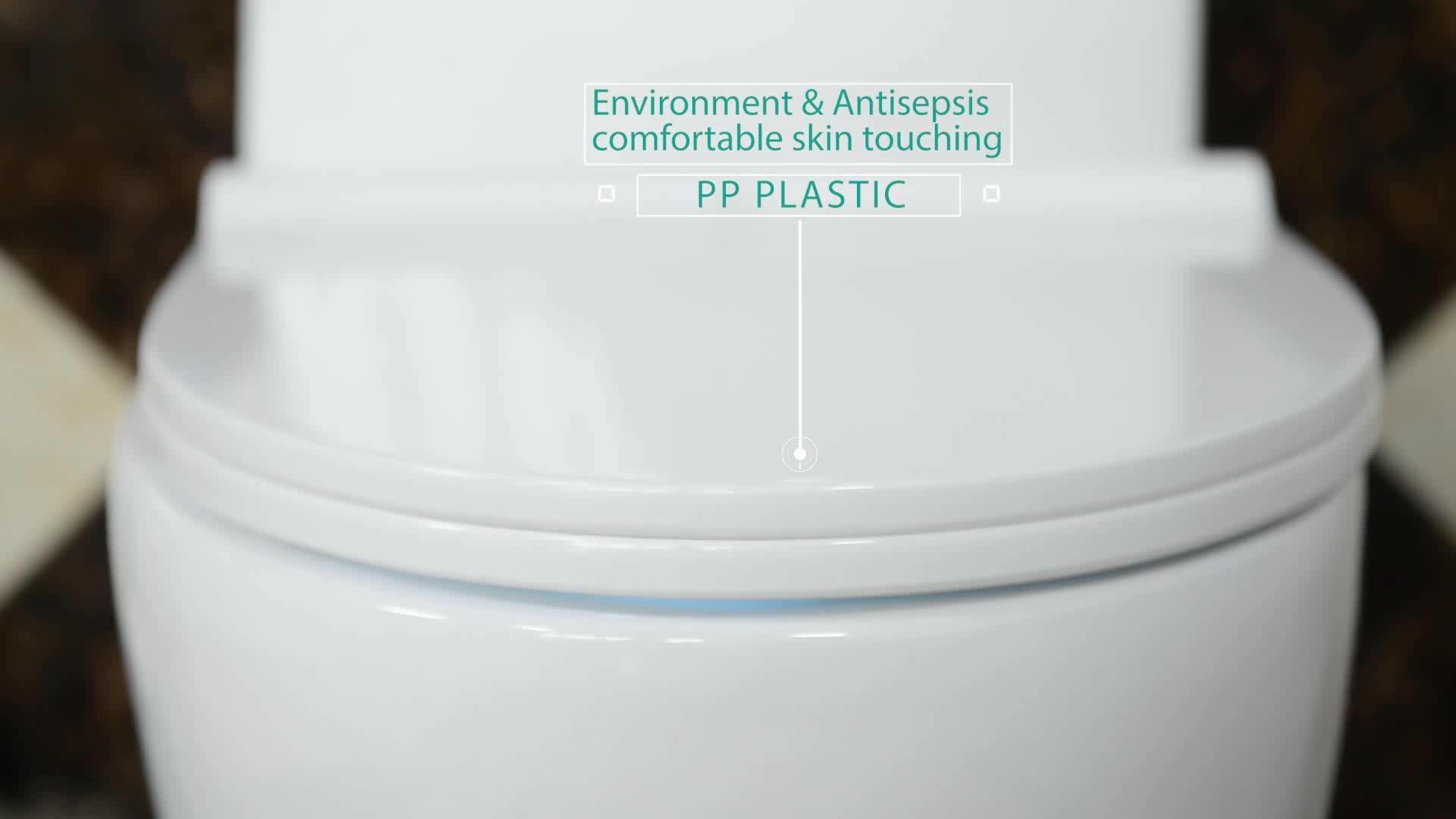 Hotselling inverno quente assento do vaso sanitário tampa instantâneo aquecida assento do vaso sanitário elétrico automático de auto-limpeza