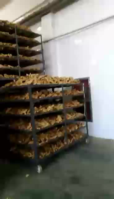 Chinese Air-dried Fresh Ginger