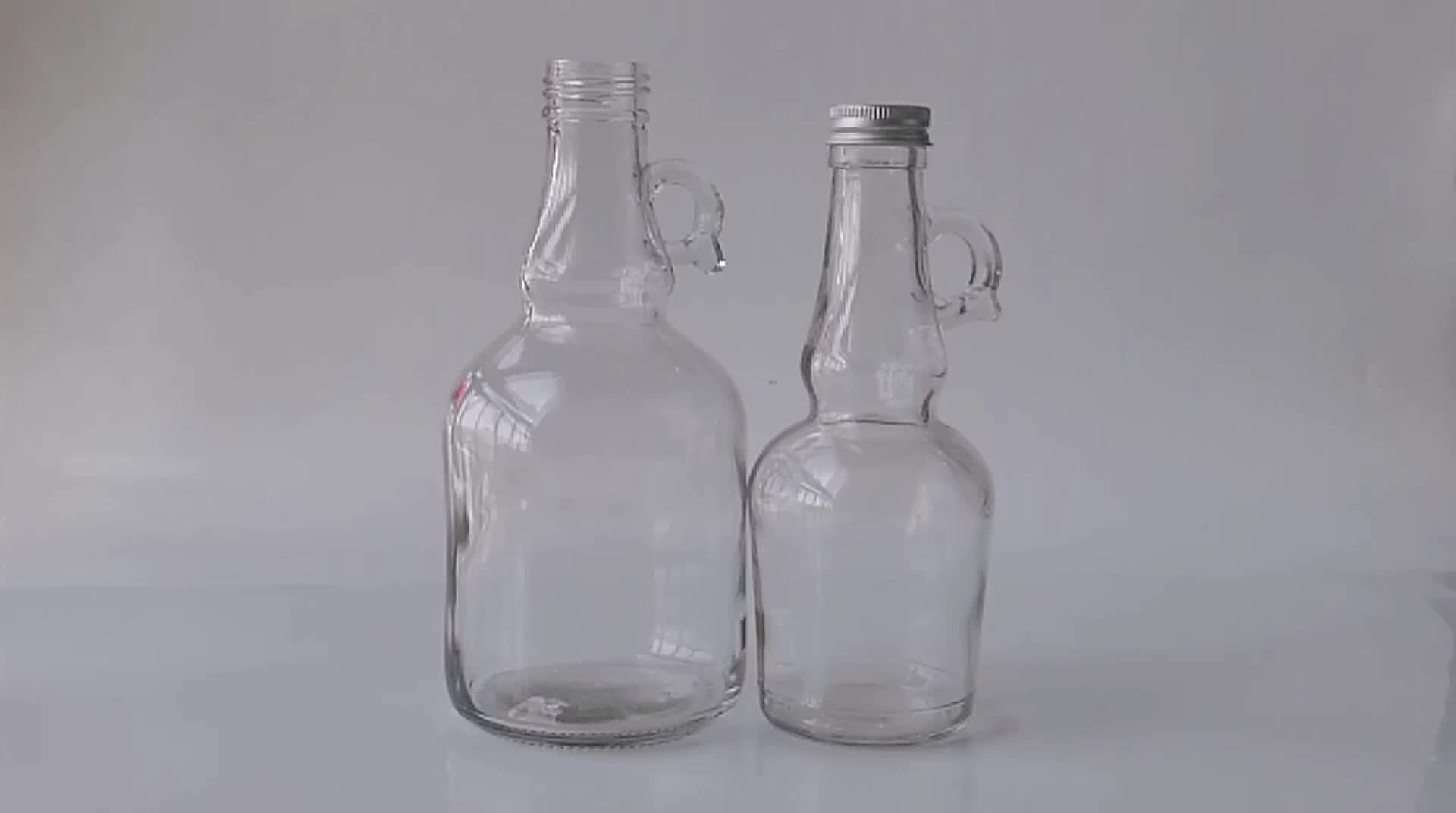 1l Home Brewing Beer Bottle With Plastic Cap Buy Brewing