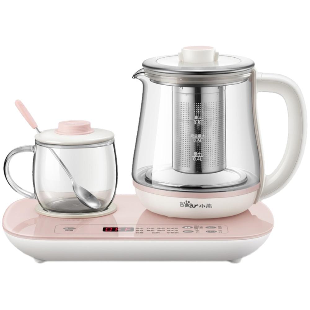 小熊煮茶壶家用多功能恒温全养生壶怎么样