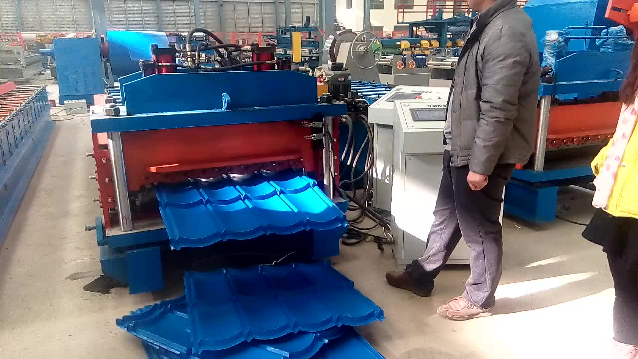 Roof Sheet Forming Machine Price For Africa Buy Roof