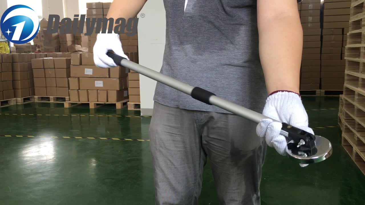 Dailymag Super Strong Aluminum Magnetic Pick Up Tool for Easy Work in Workshop