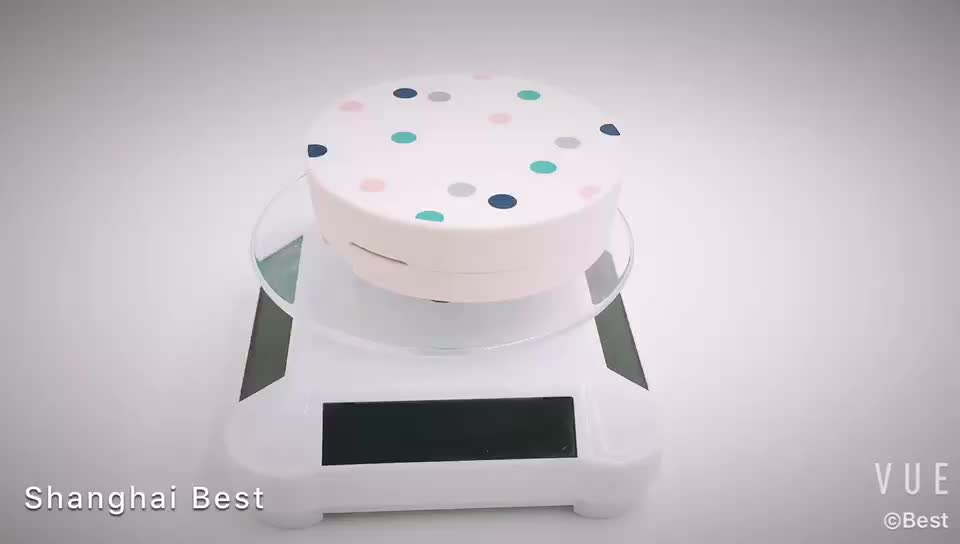 cute dots make up liquid power air cushion case cosmetic whitening moisturizing pressed powder container wholesale