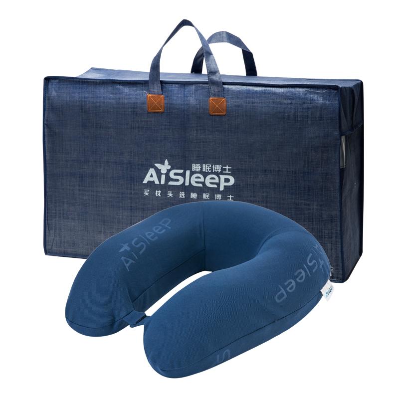 睡眠博士u型枕护颈枕颈椎脖子枕头质量如何
