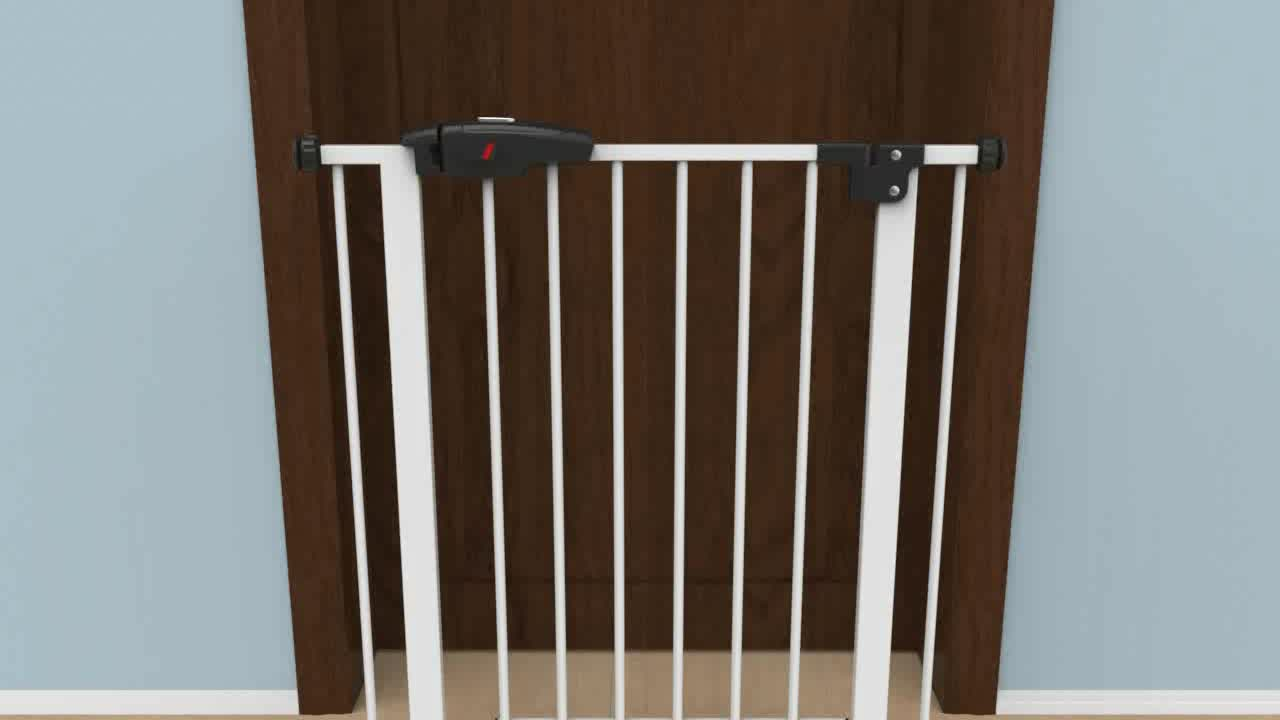 Expandable Door Gates High Quality Baby Product Manufacturer Baby
