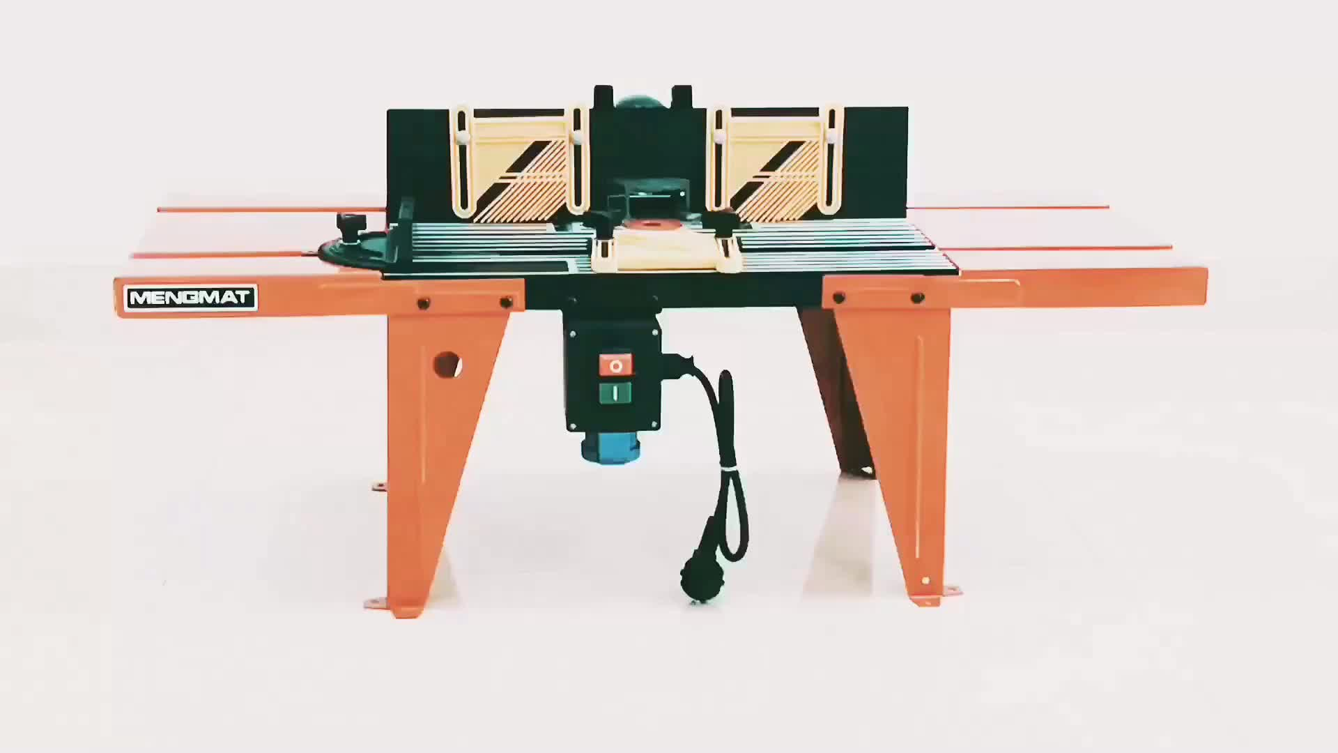 RT150 เครื่องจักรงานไม้ตารางเราเตอร์ไฟฟ้า