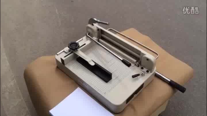A3 desktop manual guillotine paper cutter for sale