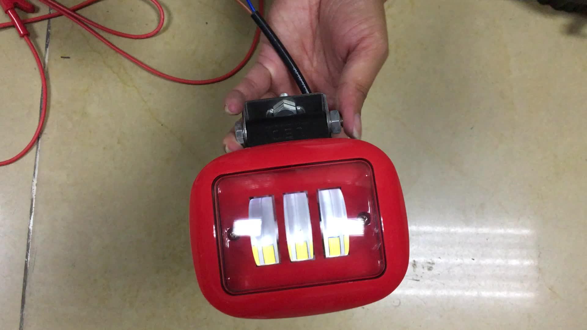 30W Offroad LED Licht Auto Motorrad Beleuchtungssystem