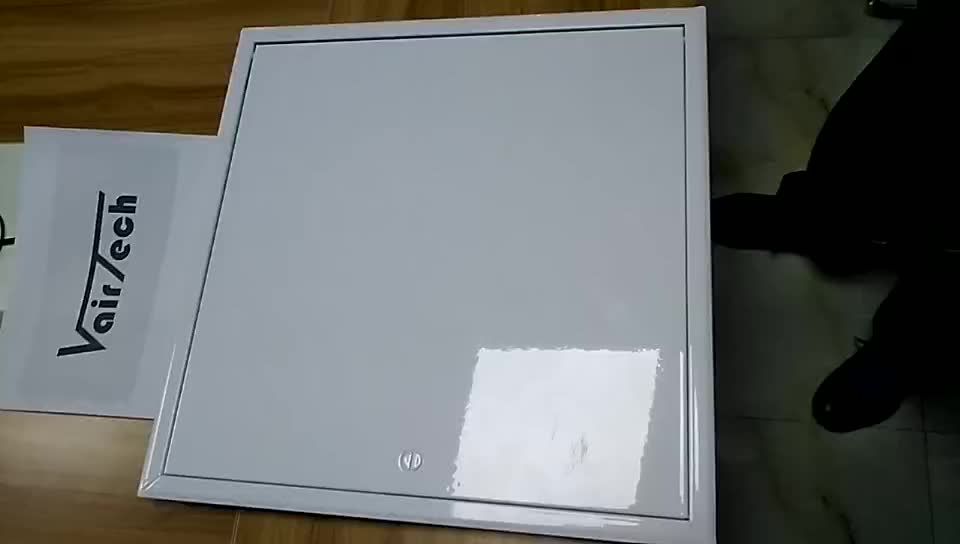 HVAC metal access panels for drywall service access panel door