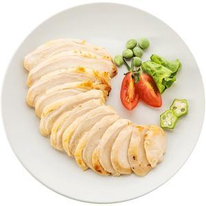 优形电烤原味100g*6袋低脂肪鸡胸肉