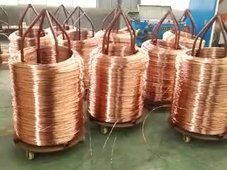 copper conductor 2x6mm2 round rubber cable