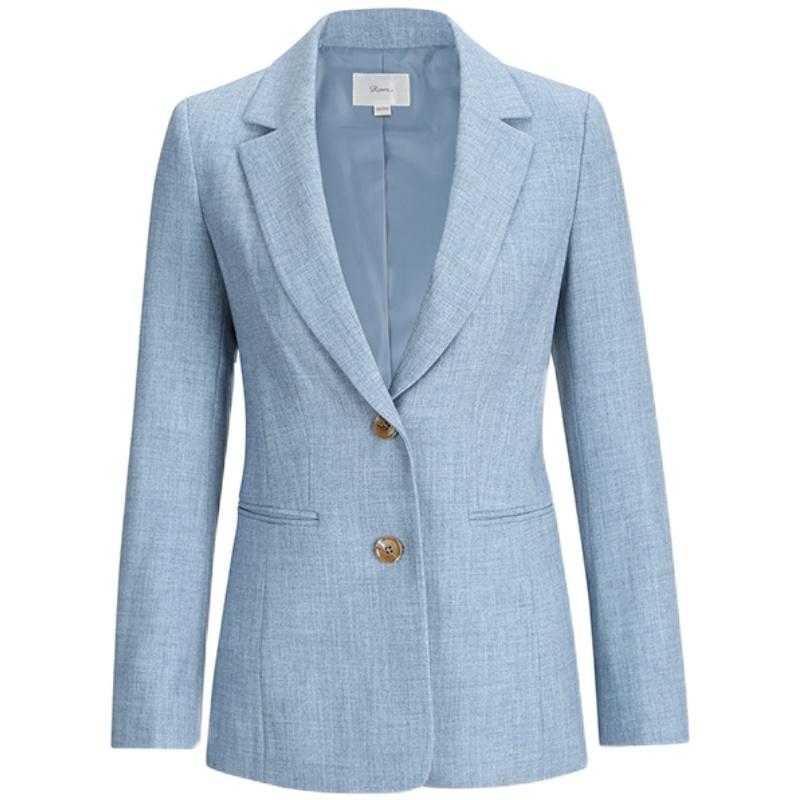 roem春新款外套气质修身百搭甜美质量如何