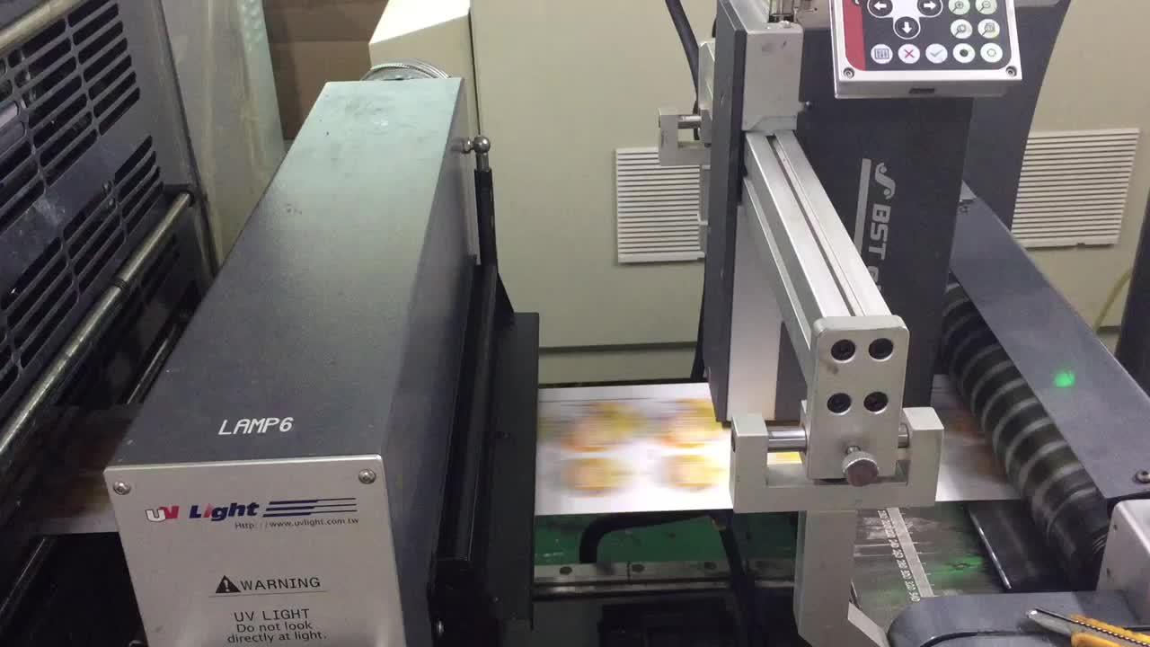 BOPP ronde sticker clear vinyl cirkel sticker roll sterke zelfklevende transparante sticker