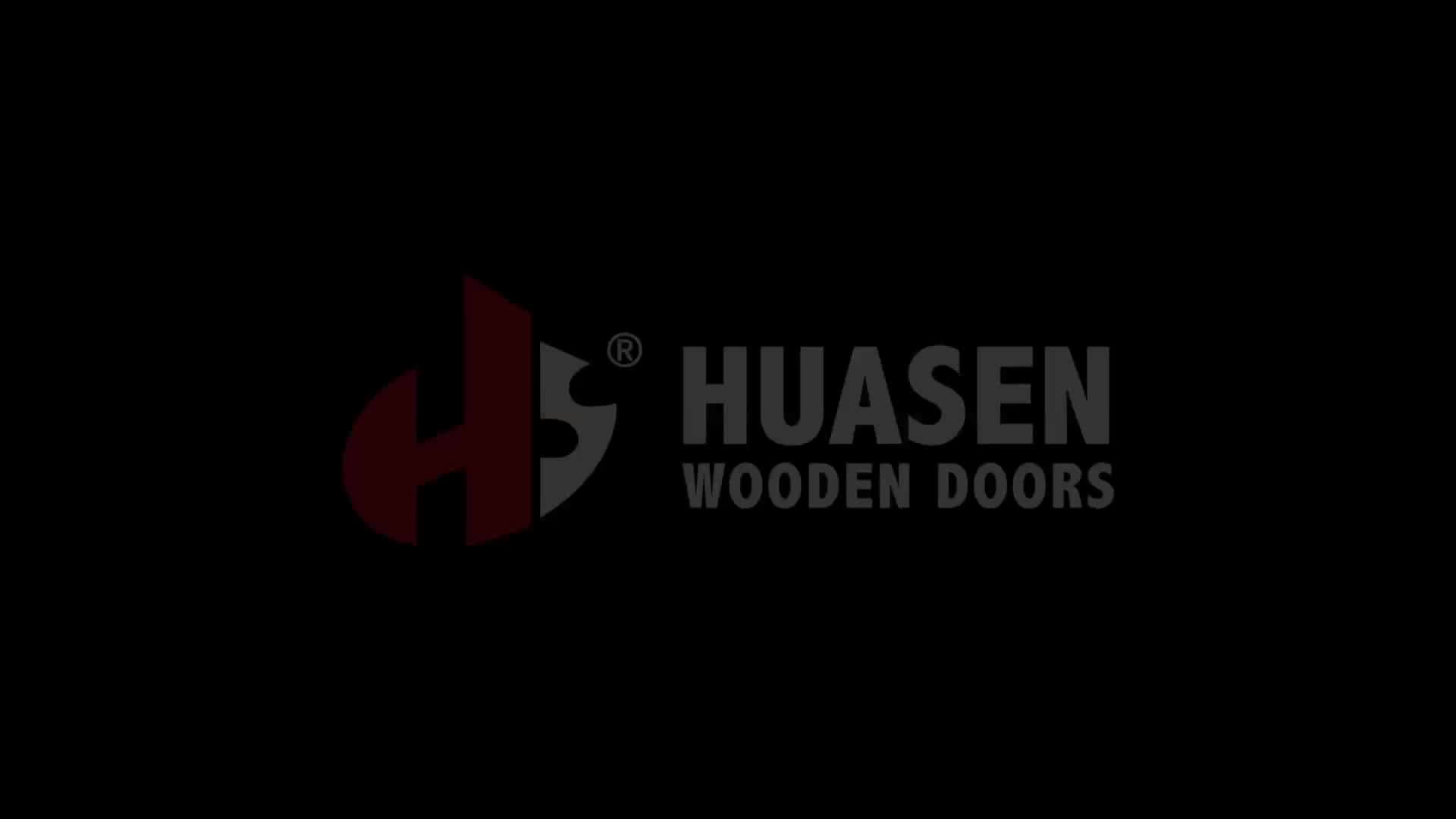 Good design PVC Wood Entry Door Made In China