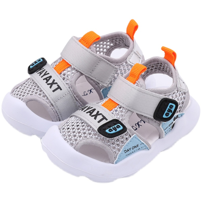 宝宝凉鞋1-3岁2男机能鞋防滑鞋子评价如何