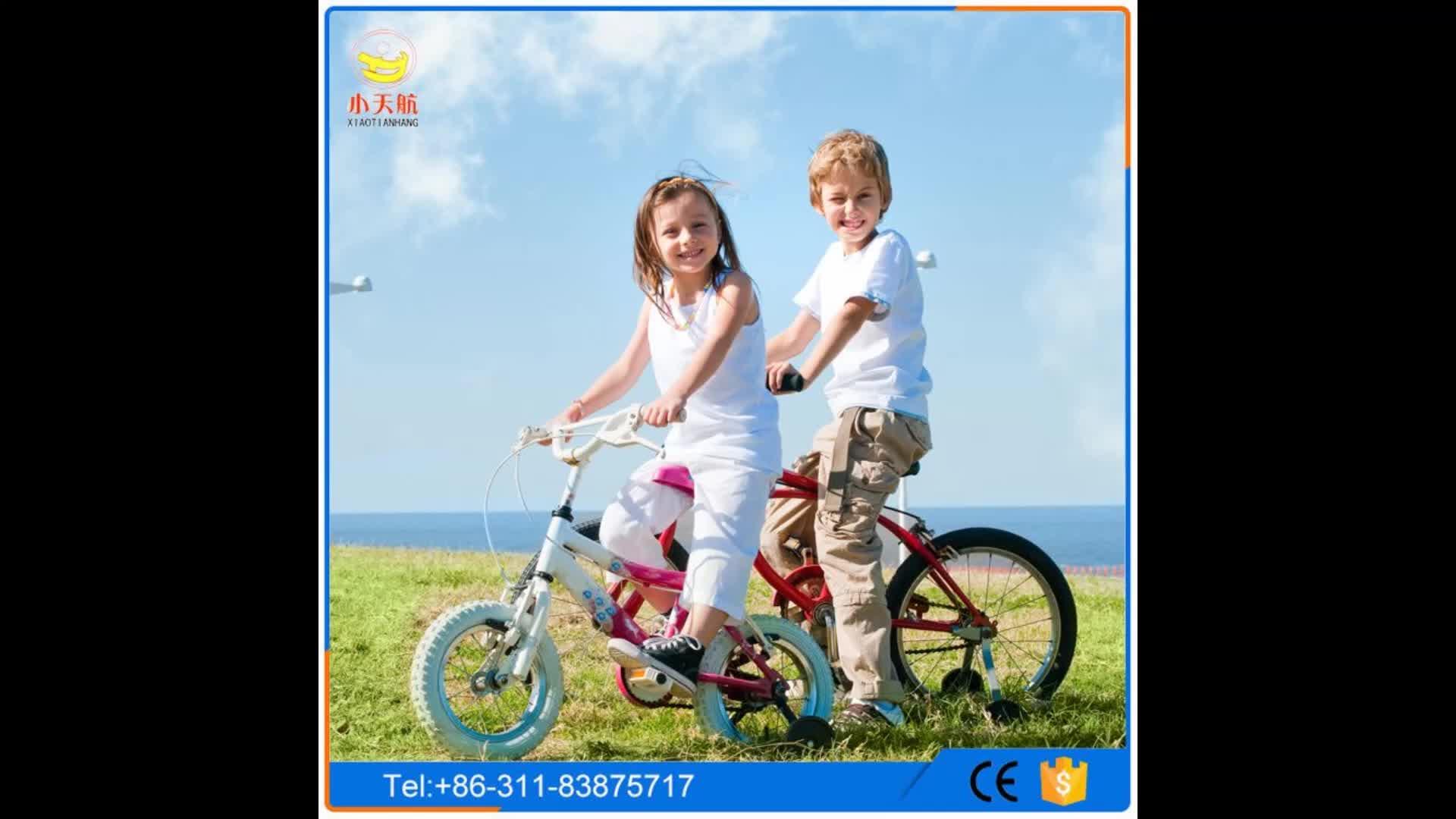 Nueva bicicleta de los niños para niño de 8 años/de alta calidad niños bicicleta/16 pulgadas bicicleta de niños con flash ruedas de entrenamiento