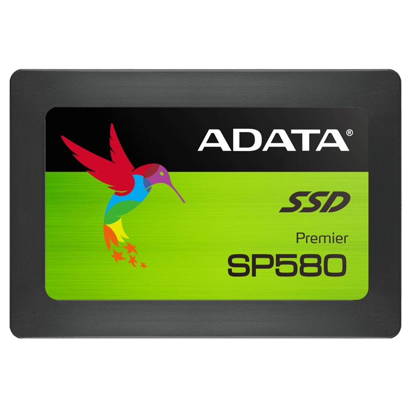 AData/威刚SP580 240G固态硬盘SSD 240GB台式机笔记本硬盘 SATA