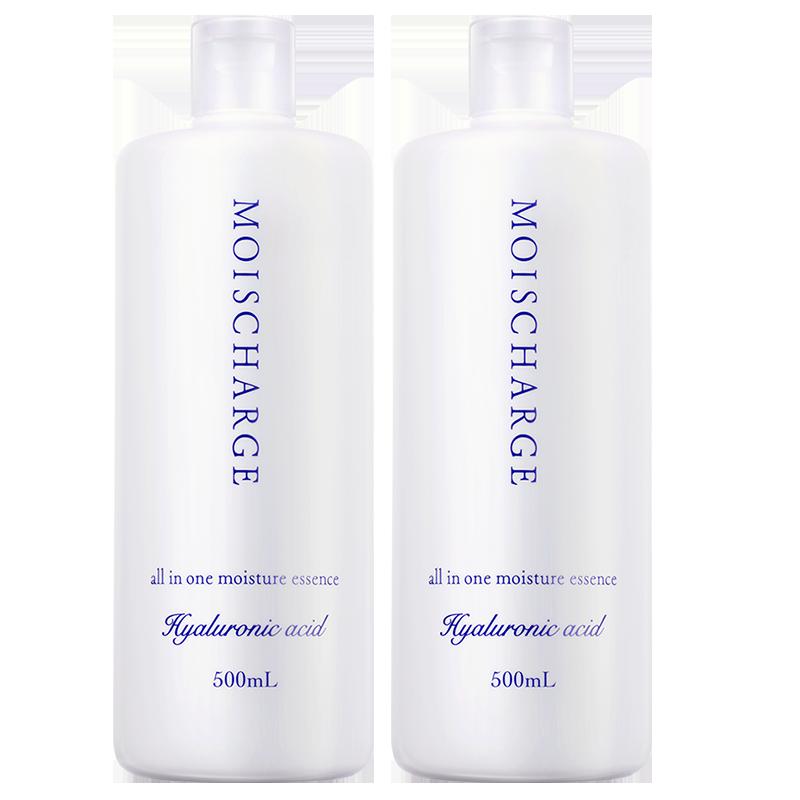 【2瓶】日本娜丽丝化妆水女玻尿酸薏仁爽肤水女补水保湿