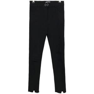 夏季2021新款黑色紧身外穿夏打底裤