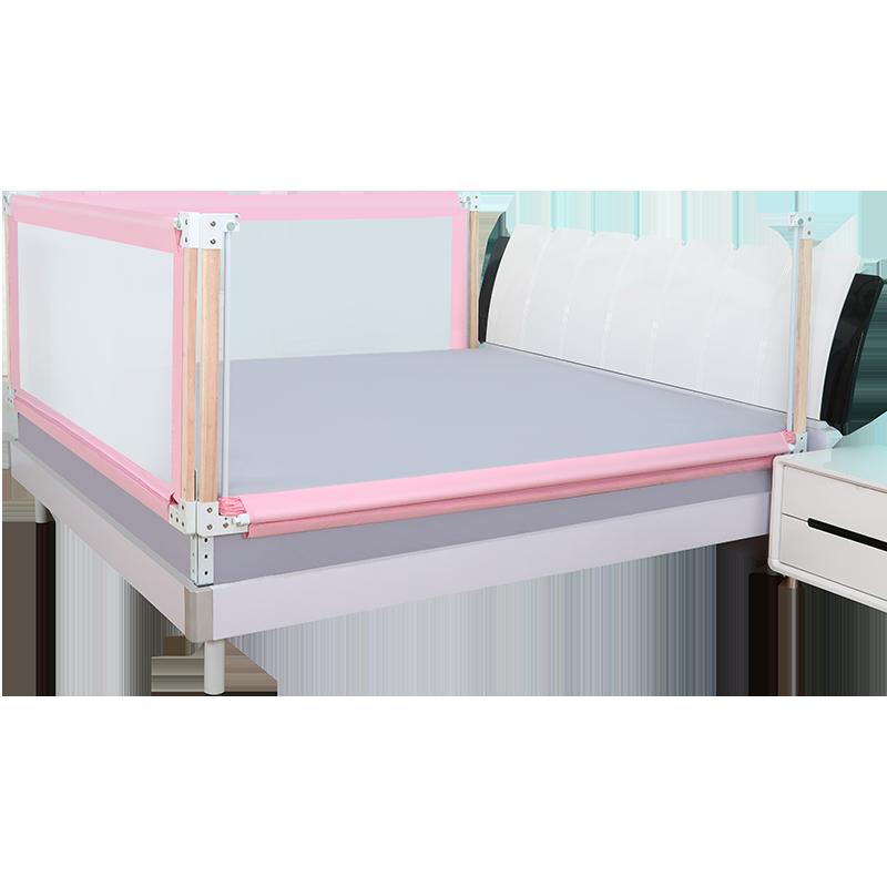 床围栏婴儿宝宝防护栏防摔床护栏儿童防掉2米1.8垂直升降床边挡板