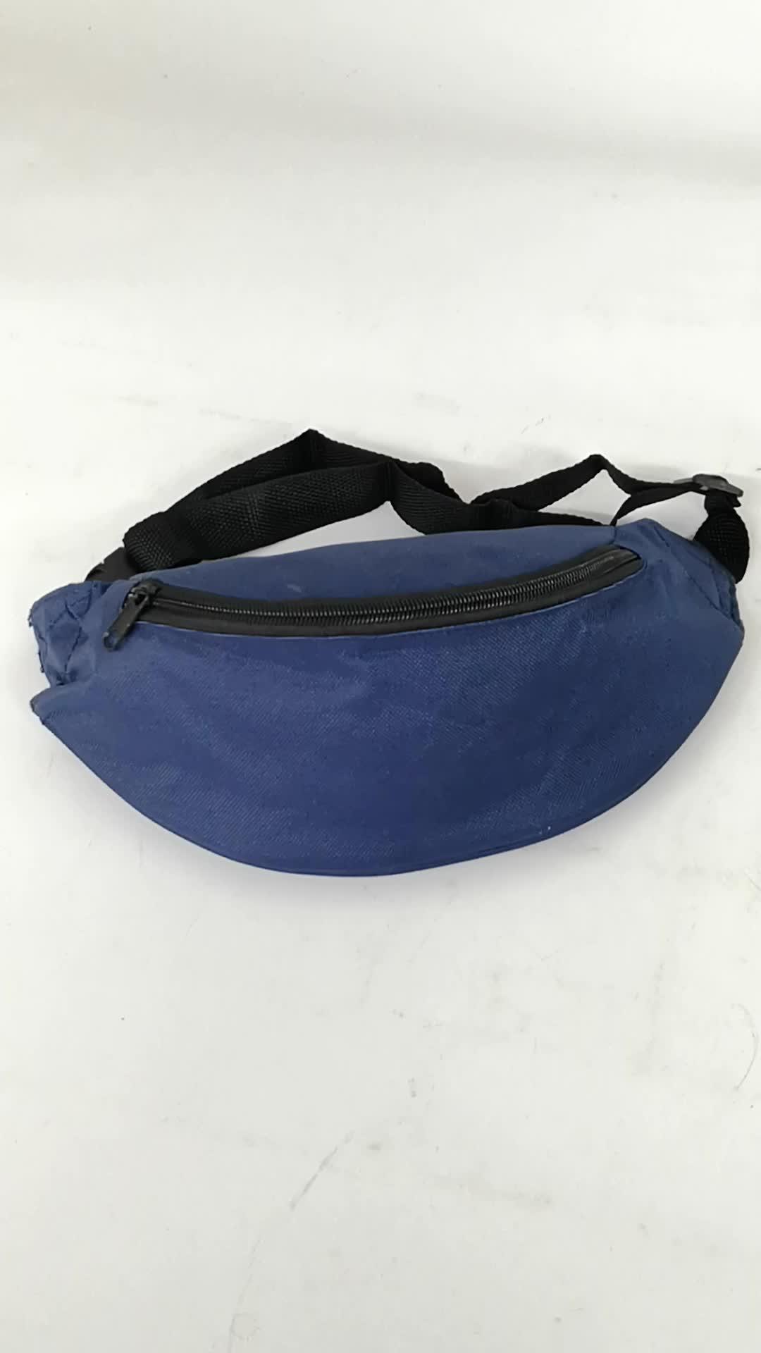 Handy Women's Men's Waterproof Travel Sports Wallet Passport Pack Belt Zip Pouch Unisex Running Bum Waist Bag