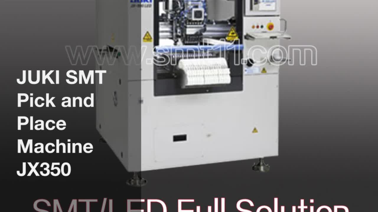 JUKI KE-2070 Pick and Place Machine High Speed LED PCB Production Line Machines
