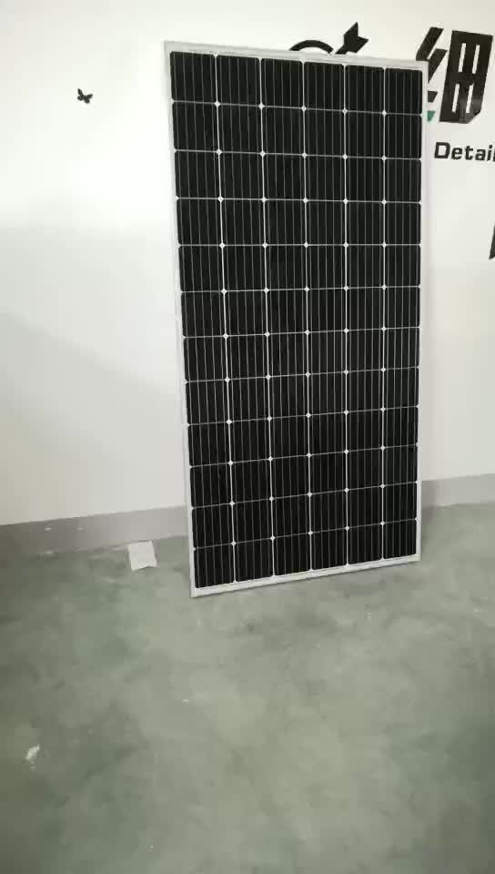 Mono Crystalline 360w High Efficient Lower Price Solar