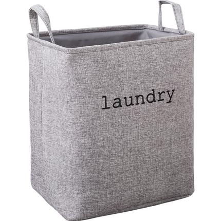 布艺折叠家用放玩具框衣物桶脏衣篮
