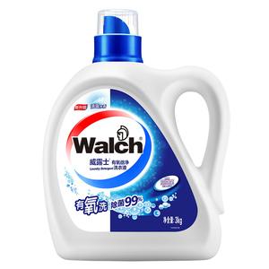 领【20元券】购买威露士有氧洗衣物杀菌清洁洗衣液