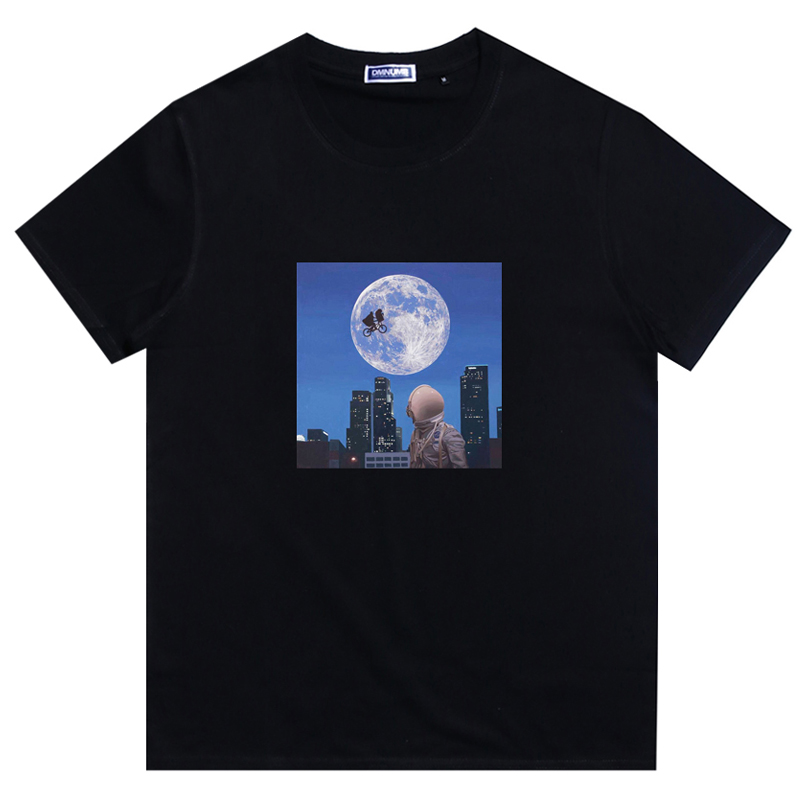 DMNUMB宇航员t恤