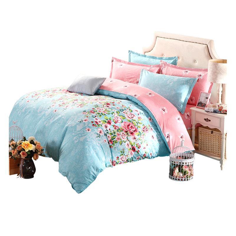 南极人全棉纯棉被套床品套件床单质量好不好