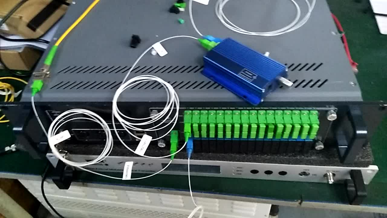 Fiber Optic Home Wiring Schematic Cable Passive Ftth Tiny Optical Receiver Node For Network