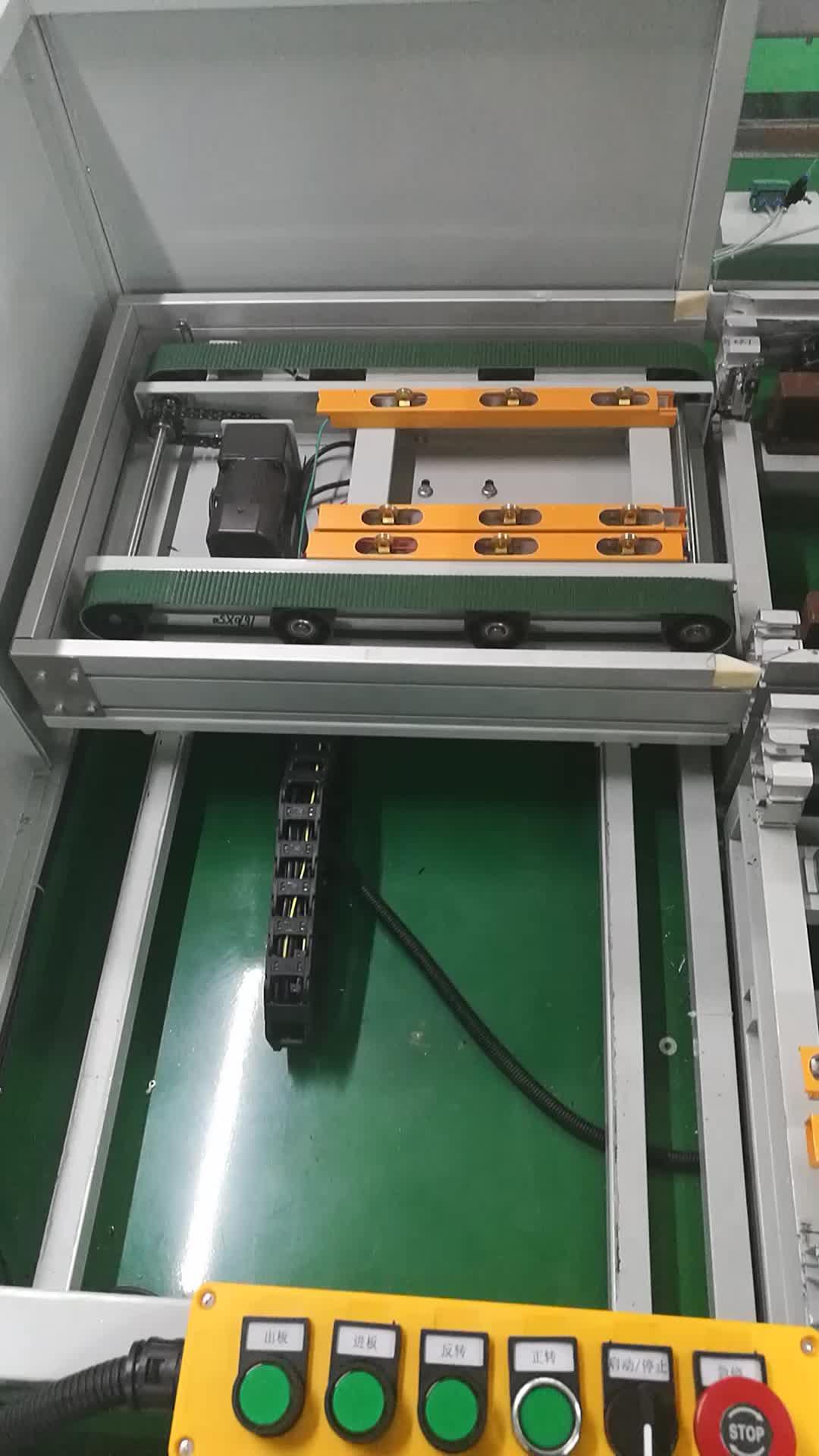 Customized size slat chain conveyor assembly production for General motors assembly line job description