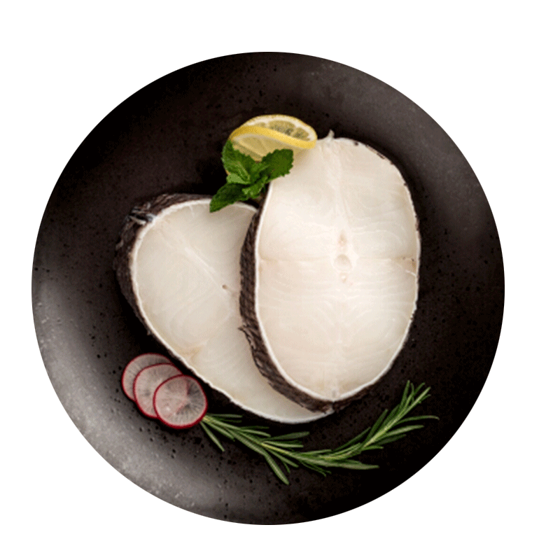 黑鳕鱼排深海鳕鱼新鲜鳕鱼块银鳕鱼雪鱼DHA高营养婴幼儿宝宝辅食