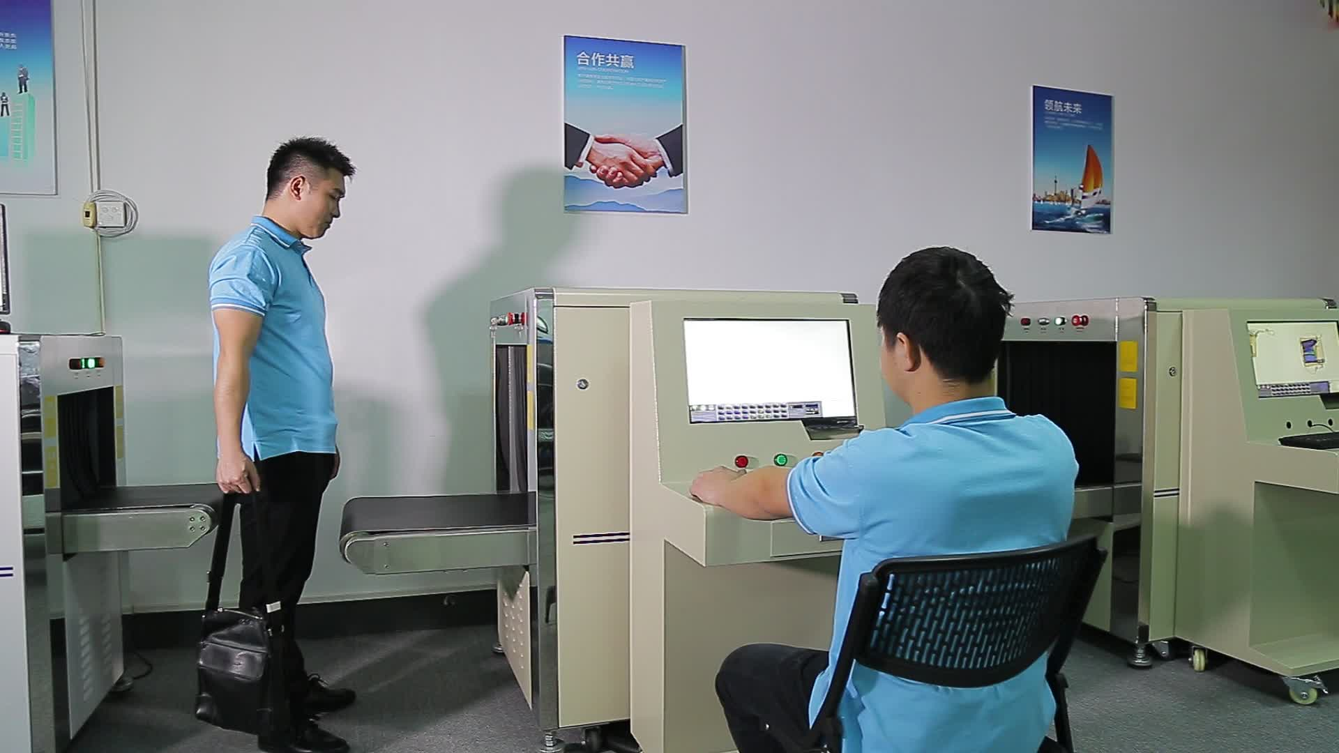 Top quality airport security protection x ray machine with long-term service