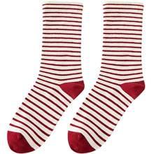 黑白子女ins潮夏季纯棉堆堆袜