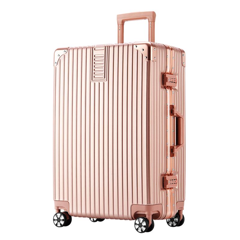 拉杆箱万向轮旅行箱网红ins行李箱小型女男学生20寸密码皮箱子24