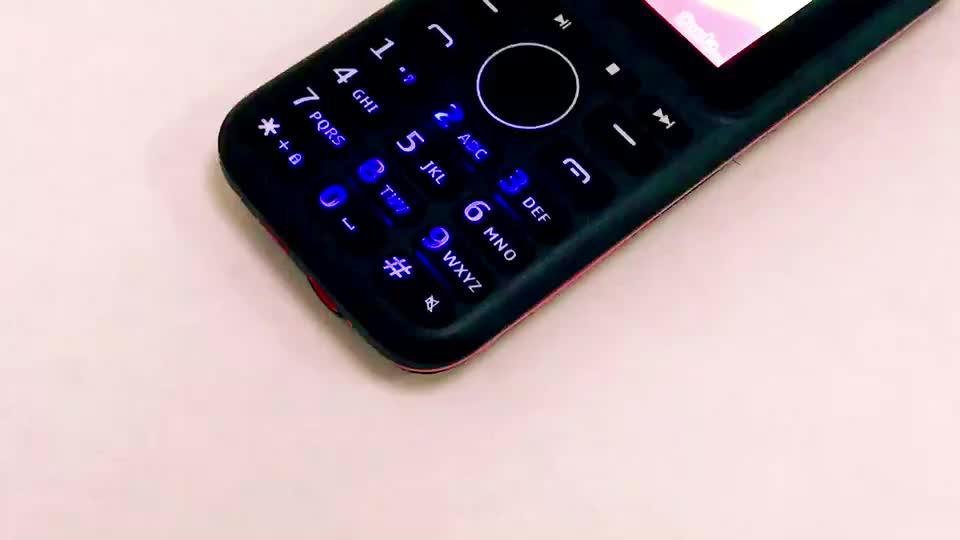 2018ブランドの新しいロック解除のgsmクワッドバンドデュアルsimカード大きなバッテリー1.77インチ中国ミニ携帯電話q5