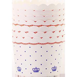 展艺家用蛋糕纸杯蒸材料烘焙马芬杯